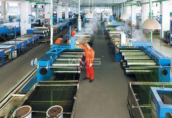 草丝生产线